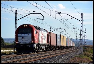 Foto de ferrocarril