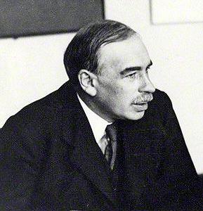 Foto de John Maynard Keynes